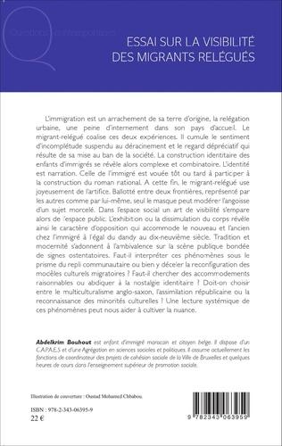 4eme Essai sur la visibilité des migrants relégués