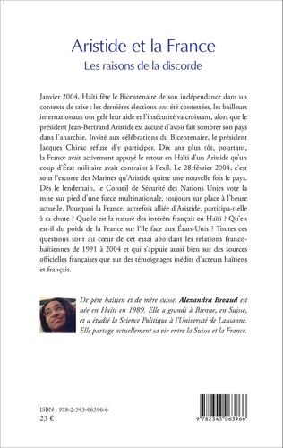 4eme Aristide et la France