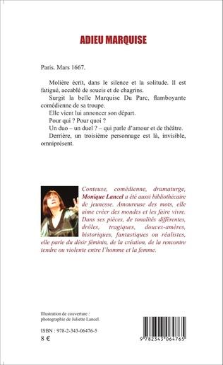 4eme Adieu Marquise