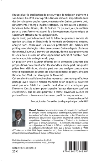 4eme Les clés pour le développement de la Guinée