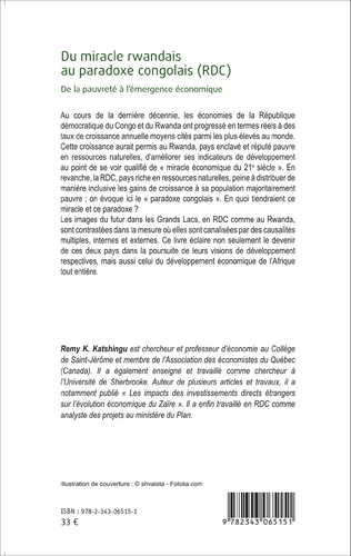 4eme Du miracle rwandais au paradoxe congolais (RDC)