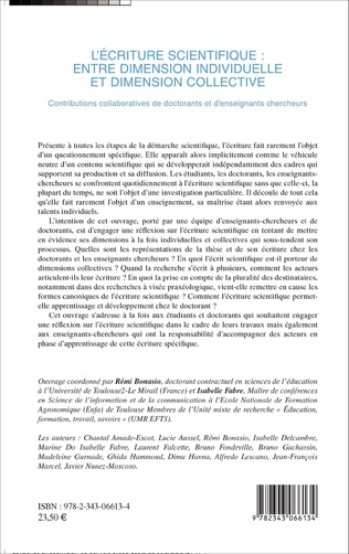 4eme L'écriture scientifique