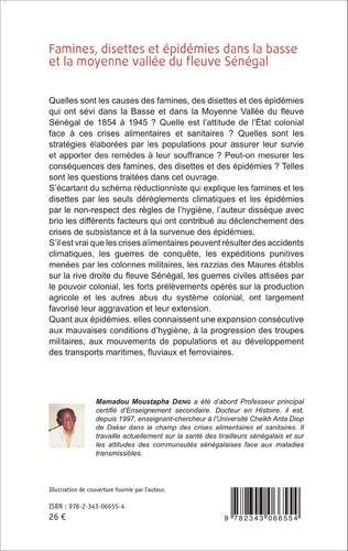 4eme Famines, disettes et épidémies dans la Basse et la Moyenne Vallée du fleuve Sénégal