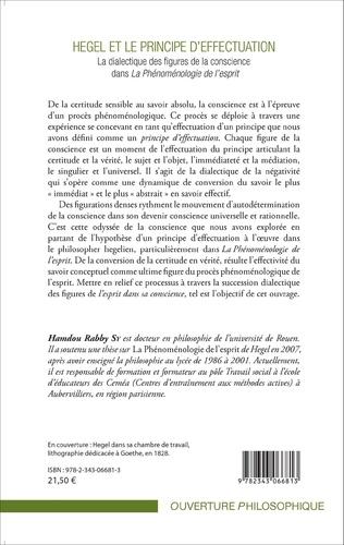 4eme Hegel et le principe d'effectuation