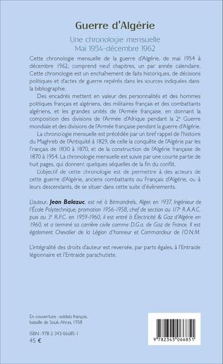4eme Guerre d'Algérie