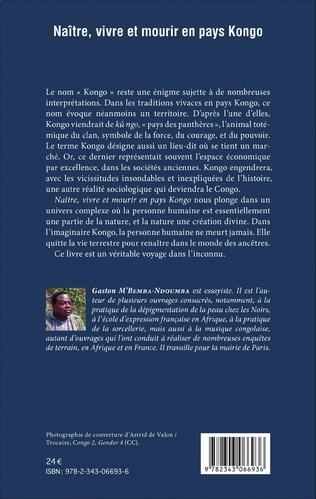 4eme Naître, vivre et mourir en pays Kongo