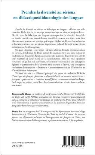 4eme L'HISTOIRE DE L'ENSEIGNEMENT DU FRANÇAIS ET LA CONSTRUCTION DE L'IDENTITE PROFESSIONNELLE DES ENSEIGNANTS JAPONAIS DE FRANÇAIS EN CONTEXTE UNIVERSITAIRE JAPONAIS