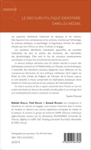 4eme Les enjeux discursifs et symboliques d'une dénomination identitaire qui fait référence au passé : une analyse des discours publics russes sur la crise ukrainienne (2013-2014).