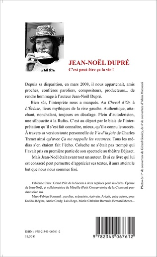 4eme Jean-Noël Dupré