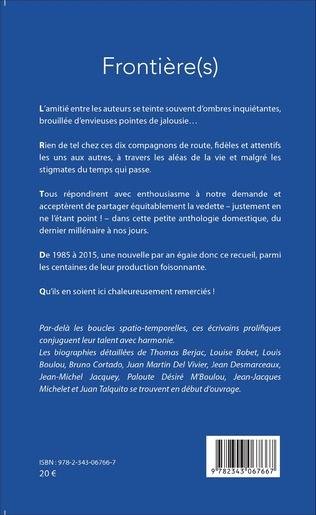 4eme Frontière(s)