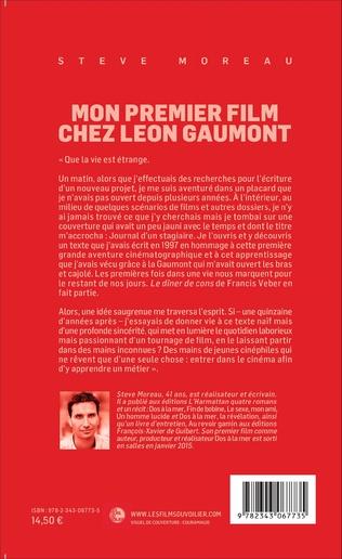 4eme Mon premier film chez Léon Gaumont