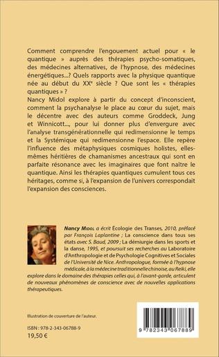 4eme De la psychanalyse aux thérapies quantiques