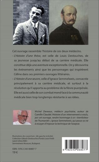 4eme De Céline Histoire d'une thèse à Semmelweis Histoire d'une oeuvre