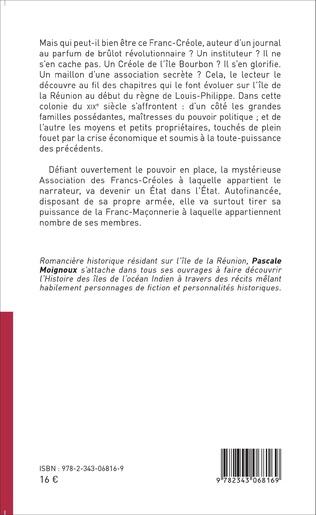 4eme Journal d'un Franc-Créole