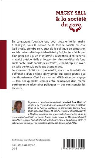 4eme Macky Sall & la société du <em>care</em>