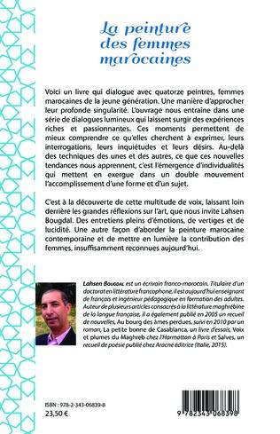 4eme La peinture des femmes marocaines