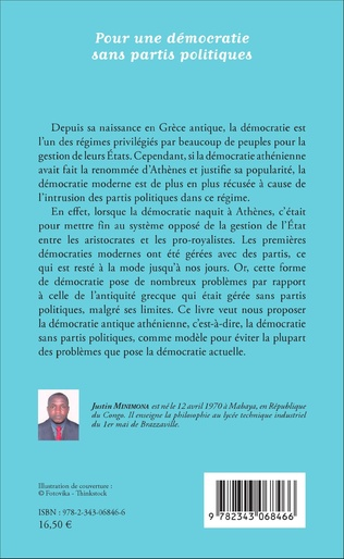 4eme Pour une démocratie sans partis politiques