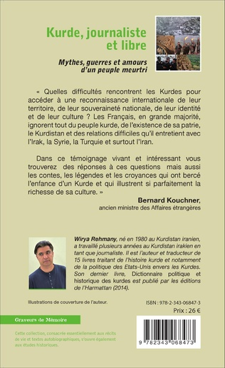 4eme Kurde, journaliste et libre