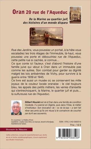 4eme Oran 20 rue de l'Aqueduc