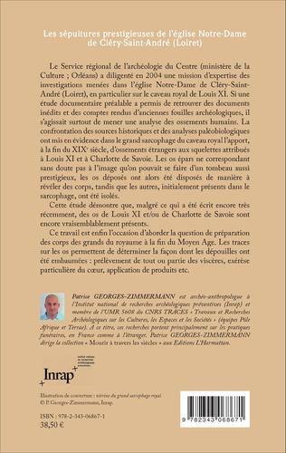 4eme Les sépultures prestigieuses de l'église Notre-Dame de Cléry-saint-André (Loiret)