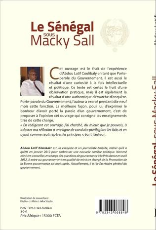 4eme Le Sénégal sous Macky Sall