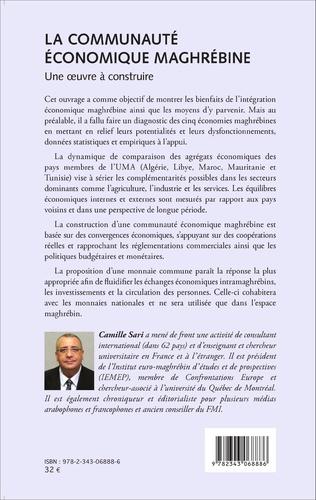 4eme La communauté économique maghrébine