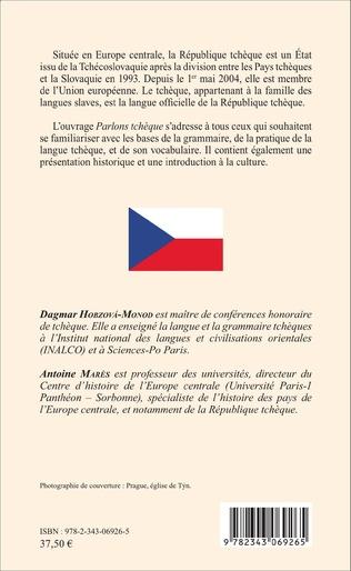 4eme Parlons Tchèque