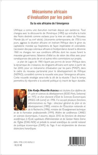 4eme Mécanisme africain d'évaluation par les pairs