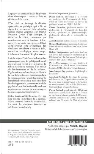 4eme La fonction du théâtre (à La Borde)