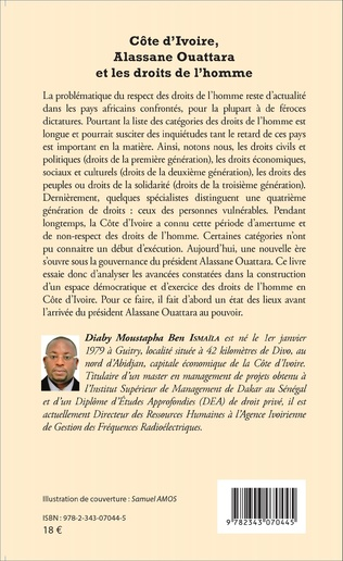 4eme Côte d'Ivoire, Alassane Ouattara et les droits de l'homme