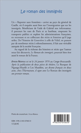 4eme Le roman des immigrés