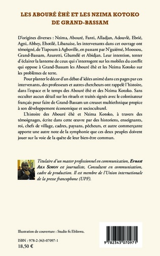 4eme Les Abouré èhè et les Nzima Kotoko de Grand-Bassam