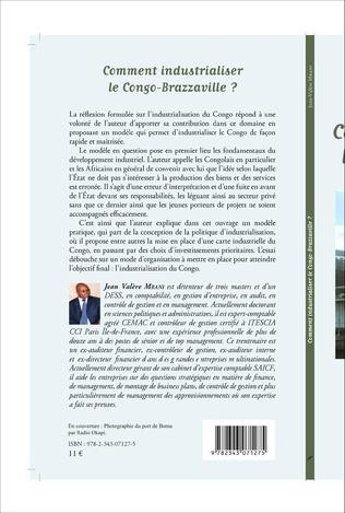 4eme Comment industrialiser le Congo-Brazzaville ?