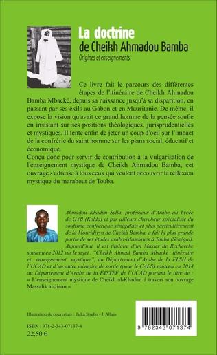 4eme La doctrine du Cheikh Ahmadou Bamba