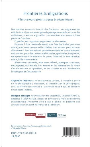4eme Frontières et migrations