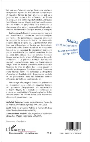 4eme Médias et changements