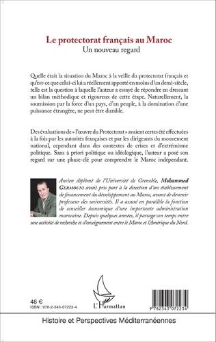 4eme Le protectorat français au Maroc