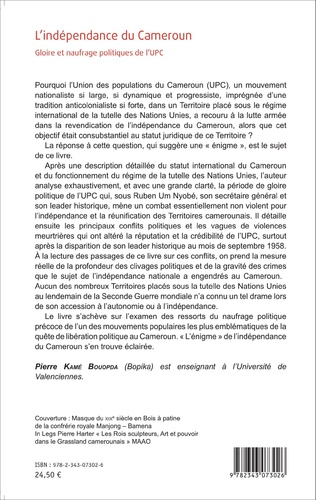 4eme L'indépendance du Cameroun