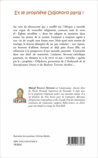 4eme Et le prophète Odjokoro parla !