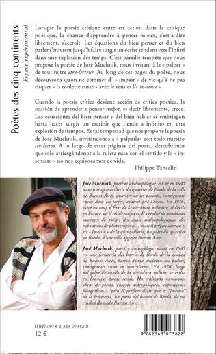 4eme Critique poétique de la raison mathématique