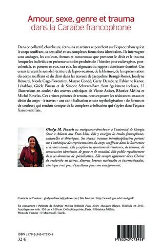4eme Amour, sexe, genre et trauma dans la Caraïbe francophone