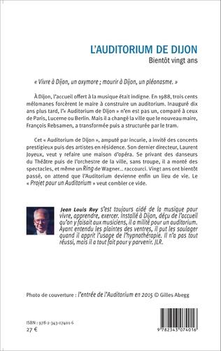 4eme L'auditorium de Dijon