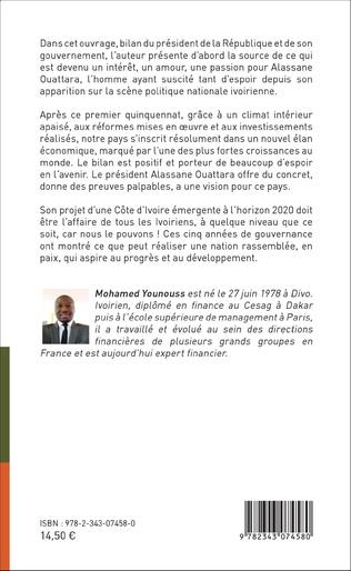 4eme Côte d'Ivoire : en route vers l'émergence