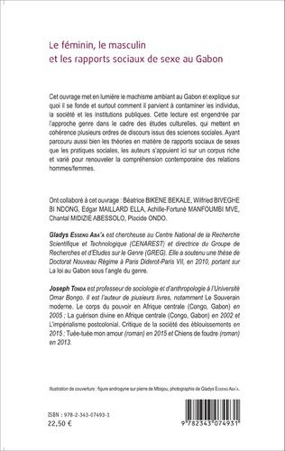 4eme Le féminin, le masculin et les rapports sociaux de sexe au Gabon