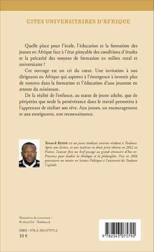 4eme Cités universitaires d'Afrique