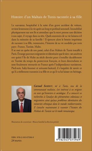 4eme Histoire d'un Maltais de Tunis racontée à sa fille