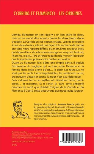 4eme Corrida et flamenco : les origines