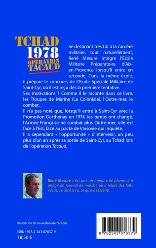 4eme Tchad 1978 opération Tacaud
