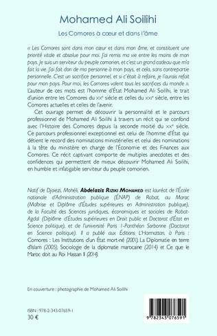 4eme Mohamed Ali Soilihi