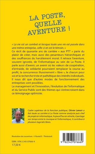 4eme La Poste, quelle aventure !